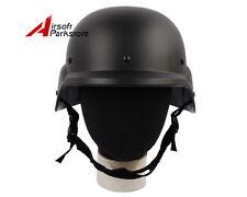 Airsoft Tactical M88 PASGT Kelver Swat Helmet - Black