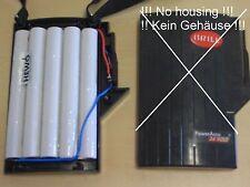 BRILL Power Accu 24V Volt Nr.65006 Typ 24 PA Zellpack Akku Neu 24V 2Ah N-C löten