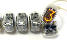 50pcs IN-12A  + SOCKETS RUSSIAN NIXIE TUBES USSR NIXIES lot 50pcs NEW SAME DATE