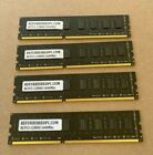 4PCS+8GB+2RX8+PC3-12800U+DDR3+1600Mhz+240Pin+DIMM+Desktop+Memory+RAM+-+free+ship