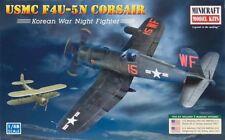 MCR11653 - ** Minicraft 1:48 - F4U-5 Corsair USMC