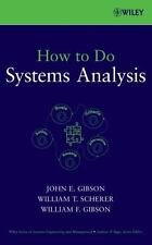 How to Do Systems Analysis (Wiley Series in Systems Engineering and Management),