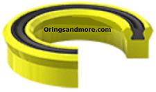 22mm x 30mm x 5.7mm Metric Rod Piston U Cup Seal  Price for 1 pc