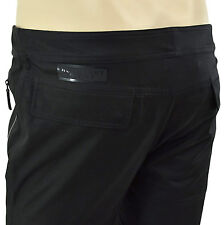 $225 BURBERRY Sport Black Rain Proof Men's Pants Size 32