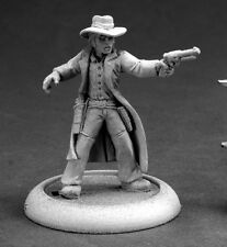 Gunslinger Reaper Miniatures Savage Worlds Cowboy Lawman Ranger Western Old West