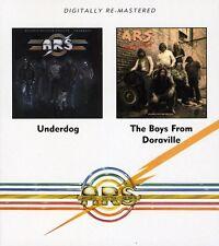Atlanta Rhythm Secti - Underdog / Boys from Doraville [New CD] UK - Import