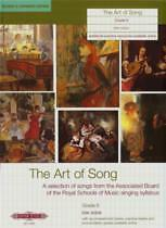 ART OF SONG Grade 6 Low