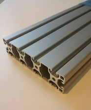 Aluminium Extrusion/Profile Series 8 40x160mm 1 off 700mm