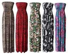 Viscose Animal Print Plus Size Dresses for Women