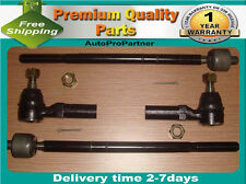 4 INNER OUTER TIE ROD END FORD ESCAPE USA 01-12 MAZDA TRIBUTE USA 01-12