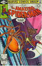 Amazing Spiderman # 213 (USA,1981)