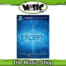 New Frozen Movie Soundtrack for Five Finger Piano Music Book - 5 Finger Piano