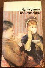 The Bostonians (Penguin modern classics) - James, Henry, Good copy