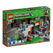 "LEGO® Minecraft™  21141  "" Zombiehöhle "", NEU & OVP"