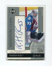 2002-03 Upper Deck Honor Roll Signature Class #PR Patrick Roy
