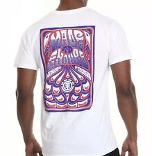Element Skateboard Fender Guitar Colab T-Shirt Graphic Limited Edition