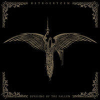 "Hetroertzen : Uprising of the Fallen VINYL 12"" Album (2017) ***NEW***"