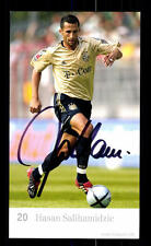Hasan Salihamidzic Autogrammkarte Bayern München 2004-05 Original Signi+ C 2711
