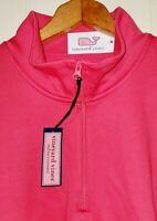 Vineyard Vine Quarter Zip Long Sleeve Pullover Mens XL NWT $98.50