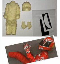 1/12 MICHAEL SCHUMACHER F1 DRIVER FIGURE FOR REVELL FERRARI F2002 TBM372
