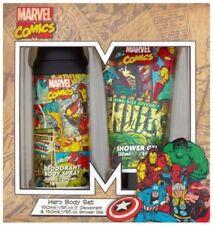 Marvel Comics Hero Corps Ensemble Duo garçons pour hommes Cadeau petit de noël