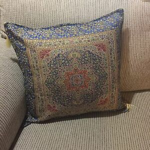 turkish cushion covers Boho Decor Ikat