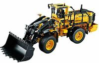 Lego TECHNIC 42030 VOLVO L-350 RADLADER ohne power Functions
