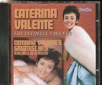 CATERINA VALENTE - GREATEST HITS & THE INTIMATE VALENTE - CD