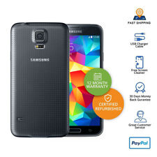 New Samsung Galaxy S5 SM-G900F 16GB Handy Phone 4G Android Smartphone in Box
