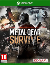 Metal Gear Survive XBOX ONE NEW Sealed