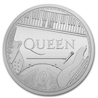 2020 Great Britain Music Queen Silver 1 oz Silver   *SUPER SALE*