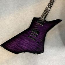 Used 2010's LTD / ESP SNAKEBYTE SE Baritone James Hetfield Electric Guitar EMG