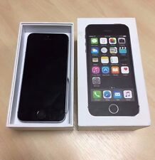 Apple iPhone 5s - 16GB - Space Grey Unlocked To All Network Smartphone