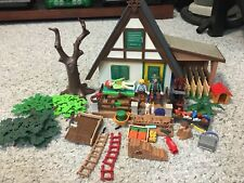 Playmobil 4207 Forest Lodge House