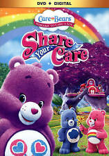 Care Bears: Share Your Care DVD***NEW***