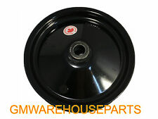 1998-2002 CAMARO FIREBIRD LS1 V8 5.7 POWER STEERING PUMP PULLEY NEW GM  12559885