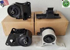 For 2005-2006 Nissan Altima 3.5L Sedan 3.5 S SE SL Engine Motor Mount SET 4Pcs