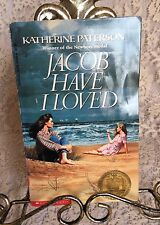 Jacob Have I Loved by Katherine Paterson - Paperback - Newbery Winner