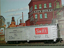 Tyco Scale Swift Refrigerator Wood Side Reefer Car
