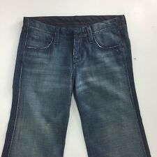 SEVEN FOR ALL MANKIND Rothchild Womens Flare Jeans 26 NEW $158 Made in USA