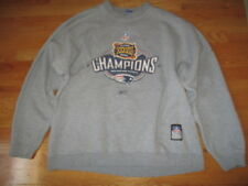 NEW ENGLAND PATRIOTS Super Bowl XXXVIII Champions On-Field (XL) Sweatshirt