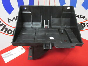 DODGE RAM Passenger Right Side Diesel Battery Tray NEW OEM MOPAR