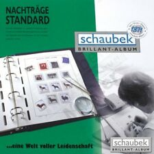 Schaubek 807N80N Nachtrag Tschechoslowakei 1980 Standard