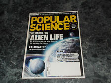 Popular Science Magazine October  2011 Mystery of Mono Lake