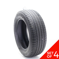 Set Of 4 Used 23560r18 Michelin Latitude Tour Hp Ao 103h 55 632 Fits 23560r18