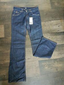 Womens's D&G Dark Bootcut Denim Jeans  W29 L35 Tall!