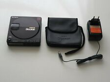 VINTAGE SONY DISCMAN PERSONAL / PORTABLE CD PLAYER D-99 WALKMAN MINT CONDITION