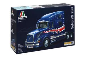 ITALERI 3892 Volvo VN 780 1:24 Model Truck Kit