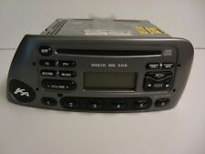*GENUINE* FORD KA CD PLAYER RADIO 6000CD RDS EON WITH 4 DIGIT CODE GREY