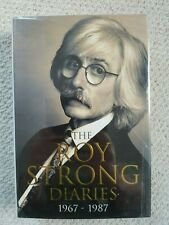 Roy Strong Diaries 1967-1987 ex Peter Nahum Library Hardback 1997 First Edition?